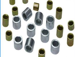 铜件:电阻焊铜套