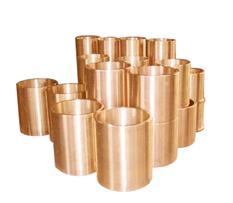 【铜件】激光焊铜套