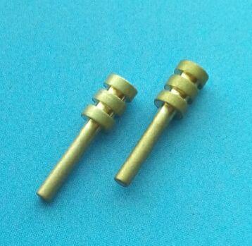精密车床件:PIN针铜件